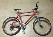 Outback Moutain Bike Bomber Suspension Shimano Xtr Gears Clips Wheels