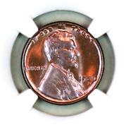 1926-s Ms64 Rb Ngc Lincoln Wheat Penny Superb Registry Quality Collection