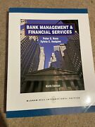Bank Management And Financial Services 9e By Peter Rose, Sylvia Hudgins Intl Edn
