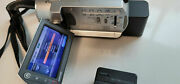 Sony Handycam Dcr-sr200 40gb Hard Drive Touch Screen Camcorder