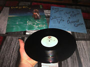 David Lee Roth -crazy From The Heatused Vintage Vinyl Ep In Shrink Wrap1985