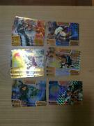 King Of Fighters Card Carddas Rare