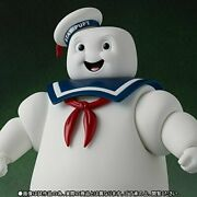Ghostbusters S.h.figuarts Marshmallow Man Action Figures And Accessories New Japan