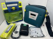 New Cardiac Science Powerheart G3 Sem-automatic Aed With Pads Battery And Case