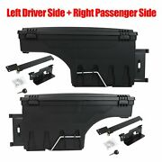 2x Lockable Storage Truck Bed Tool Box Left Andright For Dodge Ram 1500 2500 3500