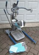 Vancare Vera Ii Sit-to-stand Mobile Electric Lift W/ Scale + Battery And Charger