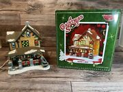 A Christmas Story Rare Discontinued Large Light Up Ralphies House