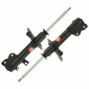 Front Kyb Excel-g Shocks Struts For Nissan Maxima Infiniti I35 2002 New Pair