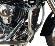 Kawasaki Vn900 Custom/vulcan From 2007 Engine Guard - Chrome By Hepco And Becker