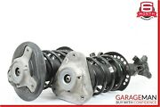 10-16 Mercedes W212 E350 Front Right And Left Side Shock Absorber Spring Set Rwd
