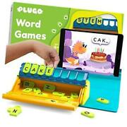 Plugo Letters Word Building With Phonics Stories Puzzles Educational Stem 5-10