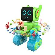Remote Interactive Control Robots Toy Educational Stem Toys Robotics For Green