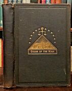 1919 Mystic Test Book Or The Magic Of The Cards - Cartomancy Divination Magick
