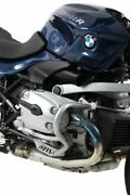 Bmw R1200r Engine Guard - Silver By Hepco And Becker 2011-2014