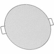 Fire Pit Cooking Grill Grate - Outdoor Round Bbq Campfire Grill Grid - 24 Inch