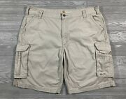 Tappen Force Ripstop Cargo Shorts Mens Size 42
