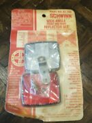 Nos Schwinn 07 740 Reflector Set For Sting Ray And Forged Stemed Bicycles