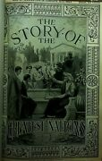 1901 Story Of The Greatest Nations Edward Ellis Salesman's Sample Book