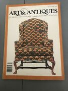 1980 March-april Arts And Antiques Magazine 19th Century Art And Artifacts K147