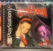 Playstation 1 Clock Tower Ii The Struggle Within