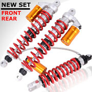 Stage 3 Front And Rear Air Shocks Absorbers For Yamaha Raptor 660r 700r 700 Yfz450