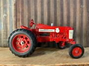 Vintage Ertl 1991 Mccormick Farmall 350 Wide Front Tractor 116 Scale Diecast