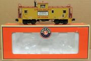 Lionel 17630 Union Pacific Extended Vision Caboose W/smoke O-gauge Lnib