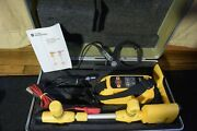 Metrotech Vivax Locator Set Model Vm-810 With Inductive Clamp