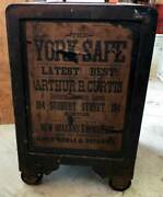 Antique Safe And Poster