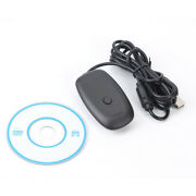 Pc Usb Wireless Controller Gaming Receiver Adapter Cable For Xbox 360 Game