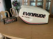 Evinrude / Johnson Outboard Etech Motor Cowling 115hp P0285269