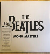 The Beatles Mono Masters All Analogue Triple Vinyl Remaster Lp New Sealed Rare