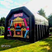 2021 Large Nightclub Inflatable Disco Light Cabin Pub Limited Edition Collection