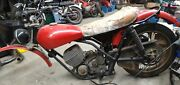 1974-1978 Harley Aermacchi Ss175 Ss 175 Engine Motor Low Milles