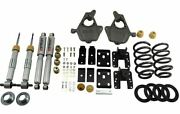 996sp Belltech Front And Rear Complete Kit W/ Street Performance Shocks