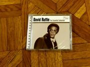 David Ruffin The Essential Collection The Temptations Brand New Sealed Cd