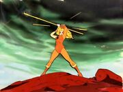 Thunder Cats Op1 American Old Animation Cel Picture Limited Rare