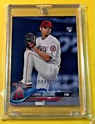 Shohei Ohtani Rc Sp 2018 Topps Limited Edition Angels Rare Rookie 700