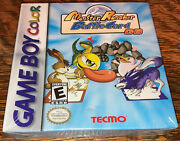 Monster Rancher Battle Card Gb Nintendo Game Boy Color Brand-new, Sealed Read