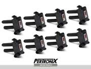 30928 Pertronix Coil Flame Thrower Chrysler Hemi 5.7l 6.4ldual Bootset Of 8