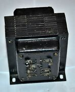 Western Electric 90b Power Transformer 90 B Rep For We25b Amplifier 205d Tubes