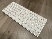 Apple Magic Keyboard 2 New Version Mla22ll/a Sliver Rechargeable