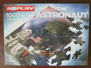 A2play The Astronaut 1000 Piece Jigsaw Puzzle Usa Astronaut W Poster New