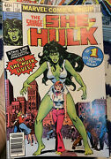 The Savage She-hulk 1 Marvel Comics Bronze Age See Pictures