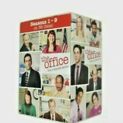 New The Office Complete Series Seasons 1-9 Dvd 38-disc Box Set Us Seller Sealed