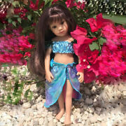Little Mermaid Doll Poppy - 13 Limited-edition Doll By Maru And Friends