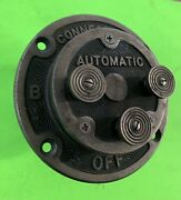 Antique Automobile Electrical Start Ignition Switch Magneto Collectible Tool