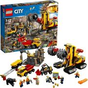 Lego City Gold Hunt Mining Site 60188 Toy For Children 7 To 12 Years Old