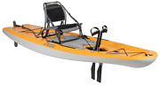 2021 Hobie Mirage Lynx 11.0 Kayak With 180 Mirage Drive With Kick-up Fins