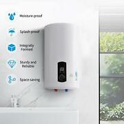 50l 2kw Electric Hot Water Heater Tank Instant Heating Home Shower Bathroom 110v